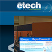 etech Events website redesign.